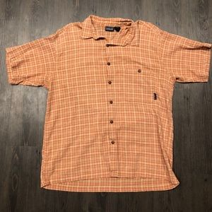 Patagonia Mens Short Sleeve Button Down